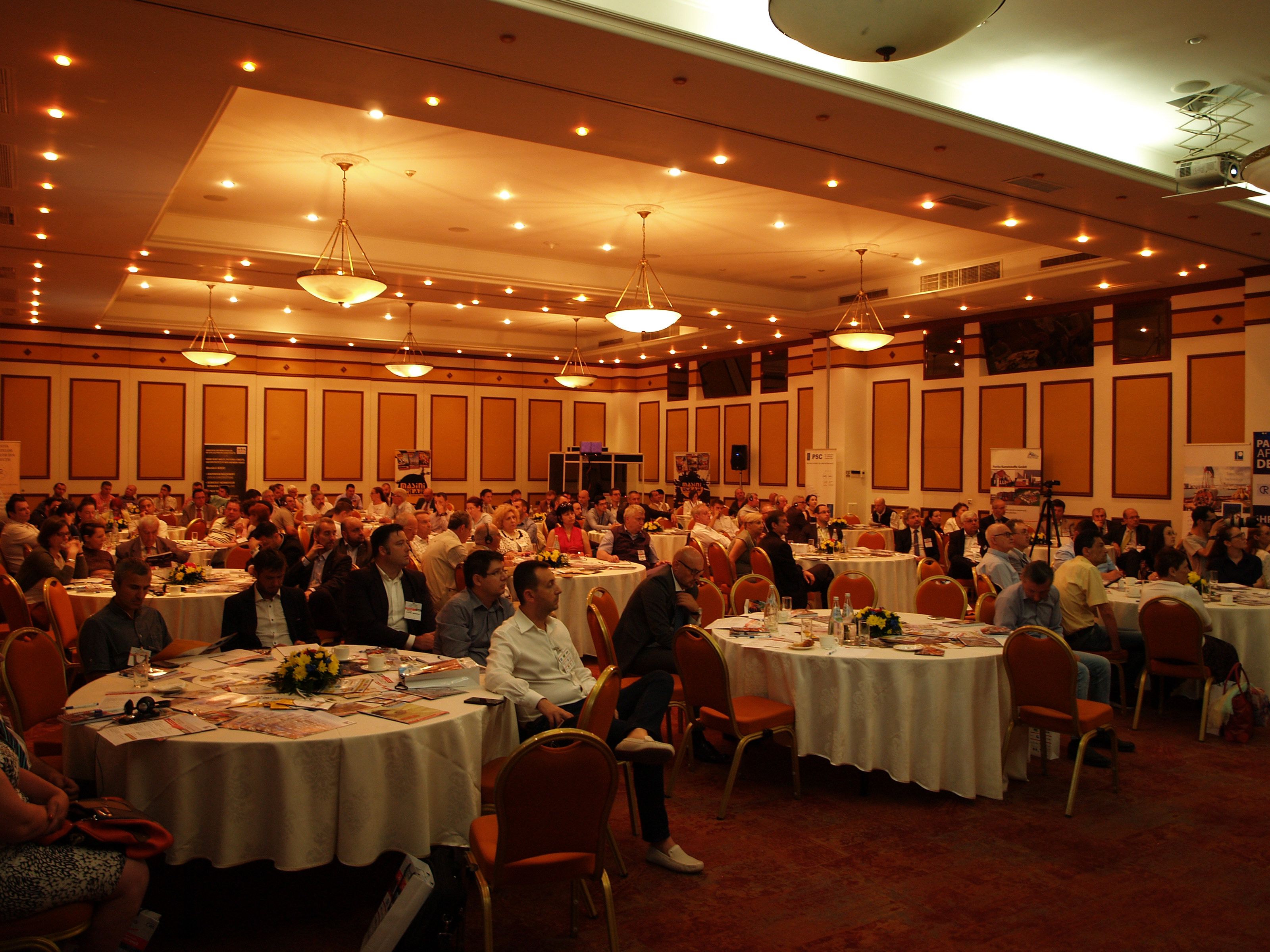 Successful 2nd Edition of Trenchless Romania Conference&Exhibition the 15th of June 2017 Bucharest