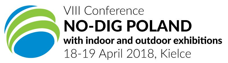 8th International Conference NO-DIG Poland 2018