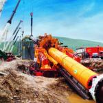 Direct Pipe®, tehnologia alternativă la HDD pentru solurile permeabile