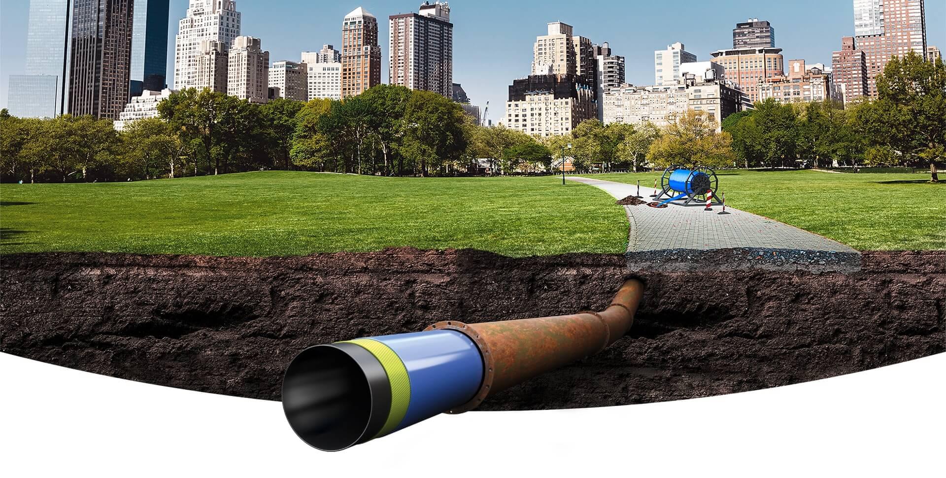 Primus Line® – Sistemul flexibil de înaltă tehnologie pentru renovarea eficientă a țevilor
