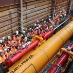 McConnell Dowell a setat un nou record mondial pentru tehnologia Direct Pipe