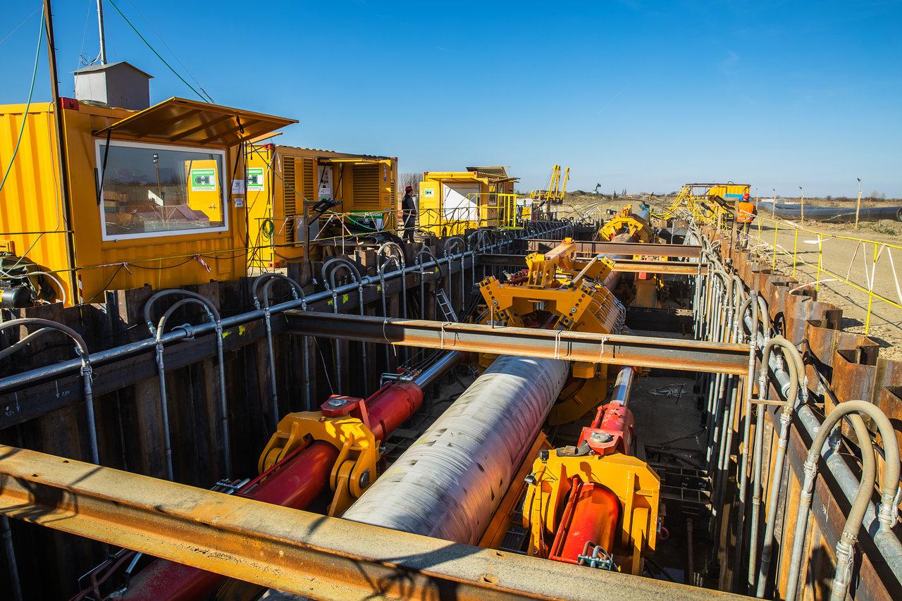 Tehnologiile trenchless utilizate la instalarea conductelor în Europa