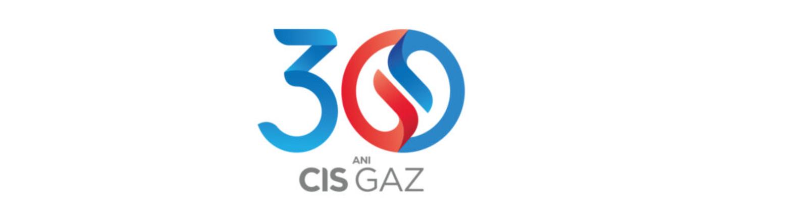 CIS GAZ împlinește 30 de ani de activitate