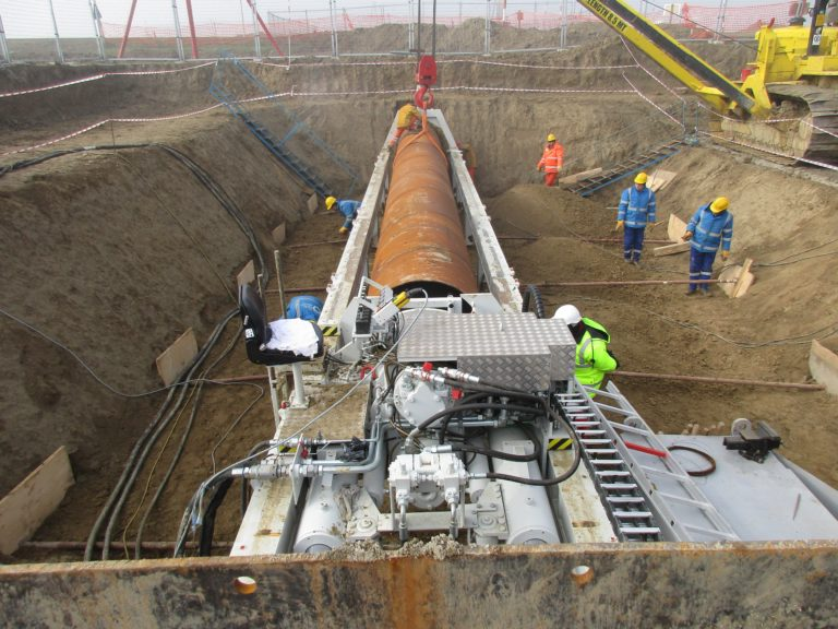 BM800LS Aserbaidschan Pipeline