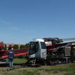CALA alege din nou tehnologia germană PD-250/120 Prime Drilling GmbH