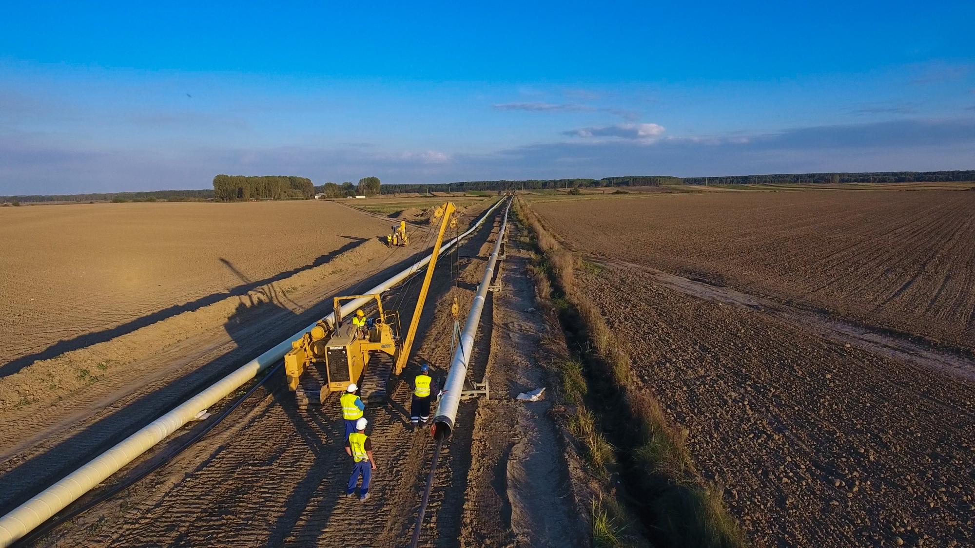 HABAU PPS Pipeline Systems SRL și INSPET SA, împreună pentru cel mai mare proiect din Europa – Interconectorul de gaze Giurgiu-Ruse