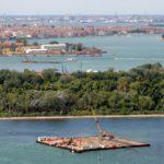"""Conectarea Arsenalului din Veneția cu Insula Nouă, parte a """"Proiectului MOSE"""""""