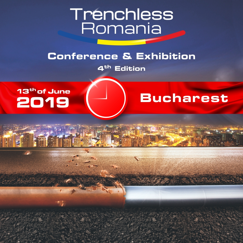 Trenchless Romania Conference & Exhibition, 4th Edition
