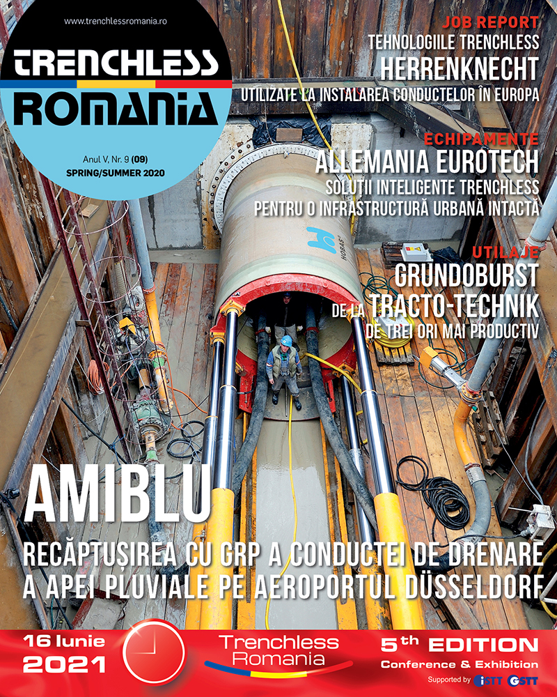 Trenchless Romania Magazine Spring/Summer 2020