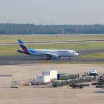 Aeroportul Düsseldorf – recăptușirea cu GRP a conductei de drenare a apei pluviale