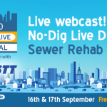 No-Dig Live Digital Sewer Rehab 2020+